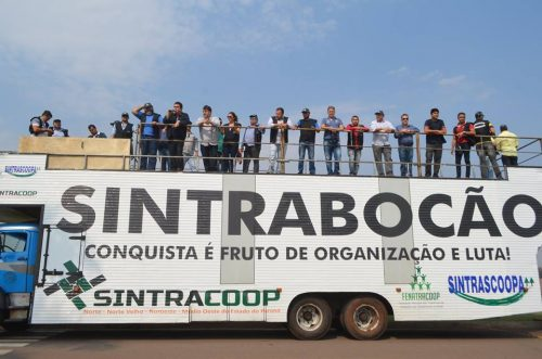 Mauri Viana - A Filosofia Sindical do Sintracoop e as metas para 2019