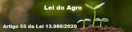 LEI DO AGRO: Publicado ato do poder legislativo que restitui os vetos